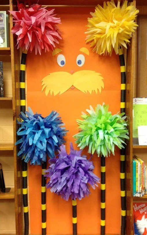 The Lorax - Party Decoration